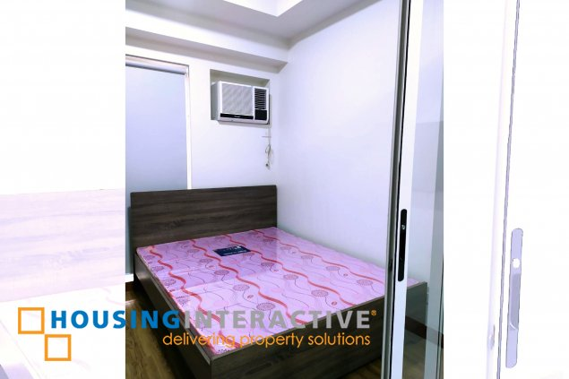 FULLY FURNISHED 1BR UNIT FOR LEASE IN BRIO TOWER
