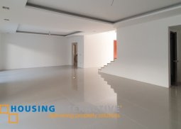 5-BEDROOM MODERN DUPLEX HOUSE WITH PARKING IN SAN LORENZO VILLAGE FOR RENT