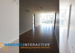 Unfurnished 3br condo unit for rent at The Sequoia Tower Two Serendra BGC