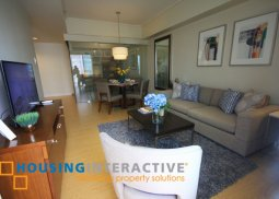 Spacious 1br condo unit for sale at The Grove by Rockwell Pasig