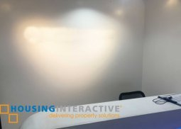 Fitted out office space for lease in Ortigas