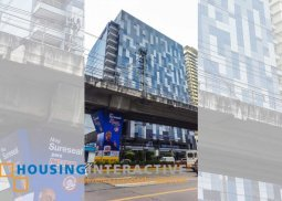 Commercial for lease in EDSA