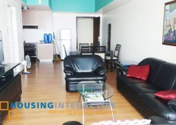 Fully Furnished 1 bedroom unit for rent at The St. Francis Shangri-la Place Mandaluyong