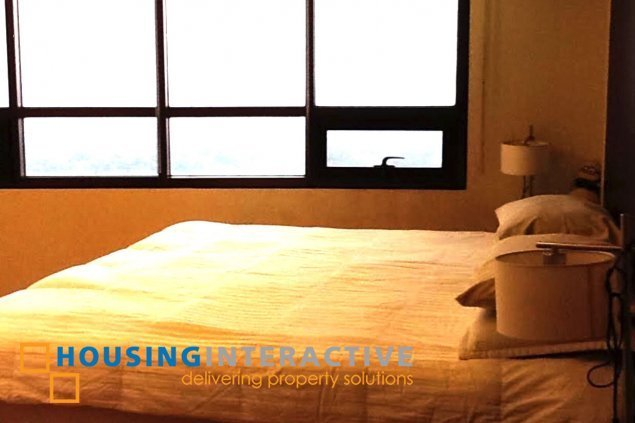 Fully furnished 1br condo unit for rent at The Icon Residences BGC