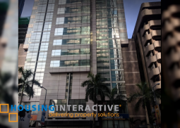 As-is–where-is office space for lease in Ortigas