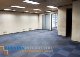 PEZA accredited office for lease in Ayala Avenue