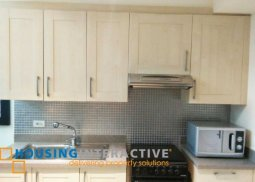 Harmonious 1br loft type condo unit for rent at The One Rockwell Makati