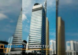 Semi Fitted office space for lease in Makati