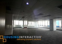 Fitted office space for lease along Sen. Gil Puyat