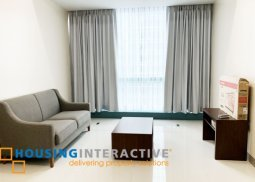 Great 1br condo unit for rent at The One Uptown Residences BGC