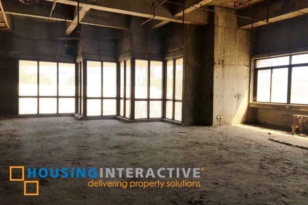 Commercial space for lease in Pasig