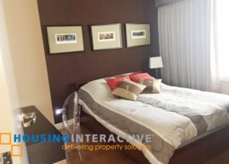 Fully furnished 3br condo unit for rent at The One Rockwell Makati