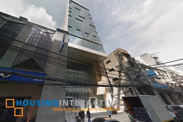 Office for lease in manila