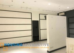Ground floor Office space for lease in Quezon City