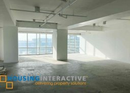 Prime location Bare shell Office space for lease in Ortigas
