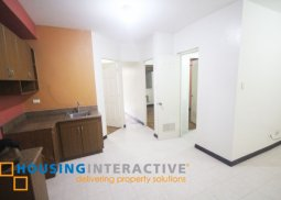 UNFURNISHED 2-BEDROOM UNIT FOR SALE AT EAST ORTIGAS MANSIONS