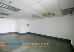 Warm shell Office space for lease in Makati