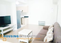 Cozy 1br Fully furnished Condo for Rent at Two Serendra BGC