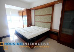 Great 1br condo unit for rent at The St. Francis Shangri la Place Mandaluyong