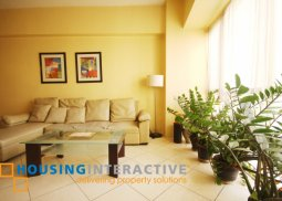 Nice 1br condo unit for sale at The Paseo Parkview Suites Makati