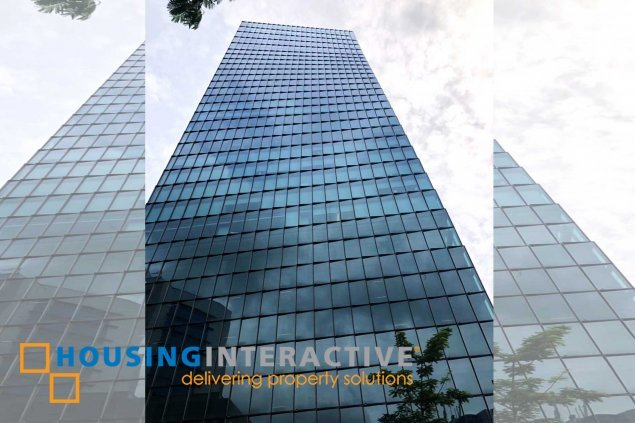 PEZA Certified Office space for lease  in BGC