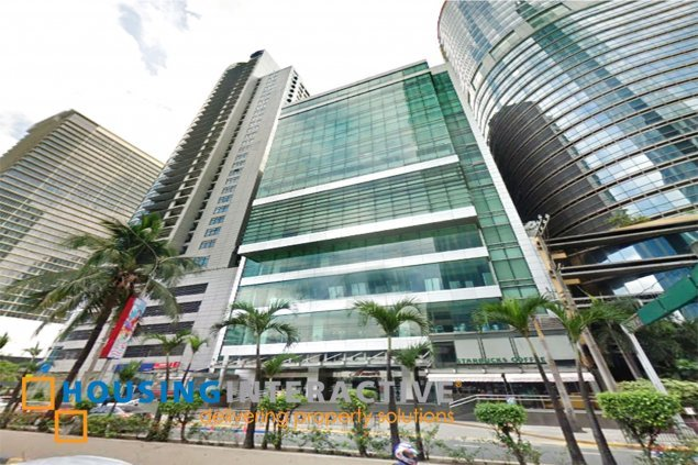 Spacious Office Space For Lease in ADB avenue Ortigas Centre