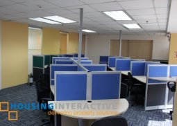 A serviced office space for lease  in Makati
