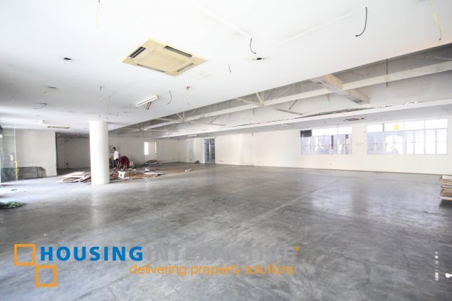 Commercial space for lease in Makati