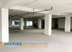 Prime Location Office space for lease in Quezon city