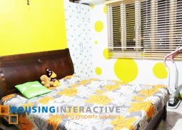 Fully furnished 2br condo unit for sale at Manila Residences