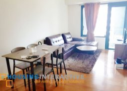 Fully furnished 1br condo unit for rent at One Rockwell Makati