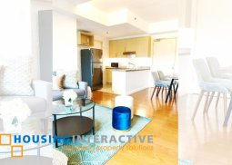 Newly renovated 2br condo unit for rent at The One Rockwell Makati