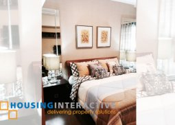 Fully furnished 2br condo unit for rent at The Edades Tower Makati