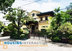 Impressive 3br house and lot for sale at The Ayala Alabang Village Muntinlupa