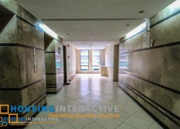 Bare Shell office space for lease in Emerald Ave. Ortigas Center