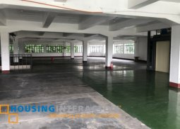 Warehouse for lease in Makati