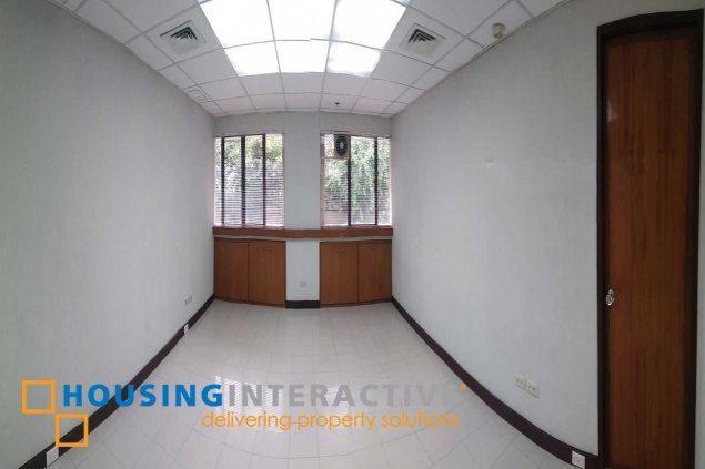 Newly renovated office space for lease in Legaspi Village