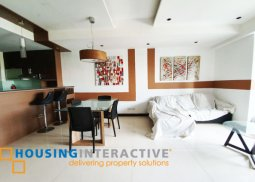 Fully furnished 2br condo unit for rent at The Address Mandaluyong