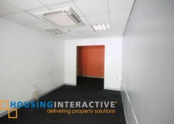 Fitted out office space for lease in Ortigas ideal for BPO recuitment hub
