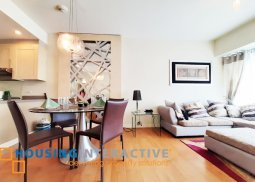 Great 1br condo unit for rent at The One Rockwell Makati