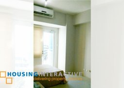 Semi furnished 2BR condo unit for rent in Quezon City