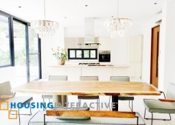 Fully furnished 4 bedroom House & Lot for Sale in Muntinlupa