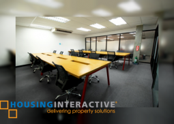 Serviced Office space for lease in Makati