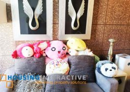 Fully furnished 1BR condo unit for rent in Makati