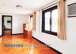 Fully furnished 3BR house and lot for rent in Makati