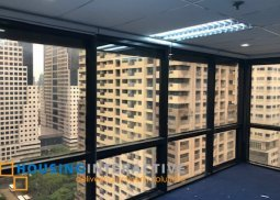 Fitted/as-is office space for lease in Ortigas