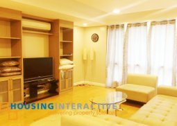 FURNISHED AND RENOVATED 2BR CONDO UNIT FOR SALE AT THE SHANG GRAND TOWER MAKATI