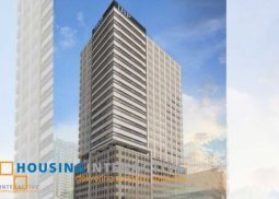 Bare shell space for lease in Ortigas