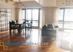 FULLY FURNISHED 3BR CONDO UNIT FOR RENT AT THE JOYA LOFTS AND TOWERS (OKAY FOR STAFF HOUSE)
