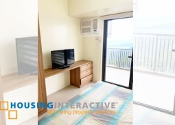 FULLY FURNISHED 2 BEDROOM FOR SALE AT THE SERIN EAST